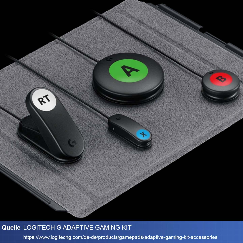 logitech controller
